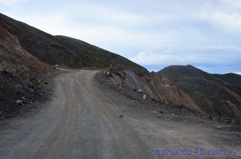 De Sica-Sica à Pocoata (Bolivie en camping-car)