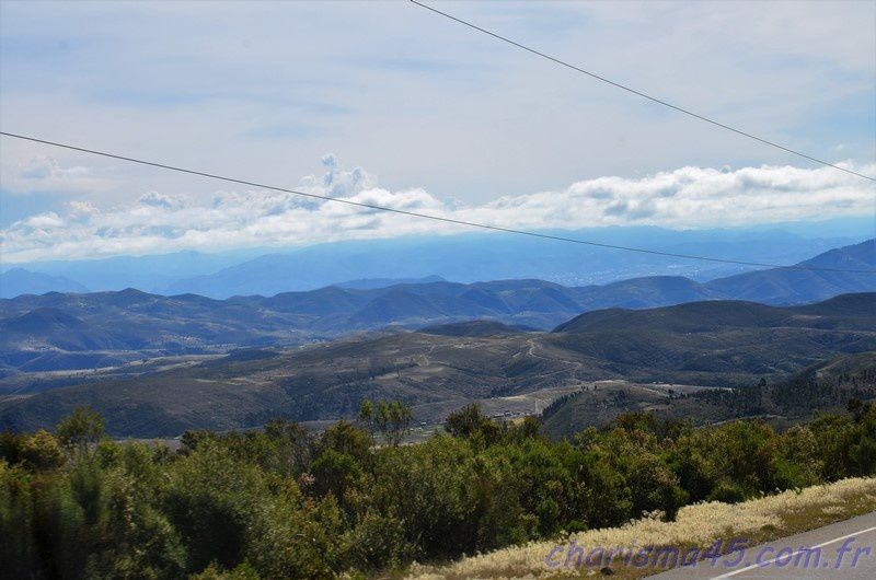 Ruta 5 Tarabuco-Sucre (Bolivie en camping-car)
