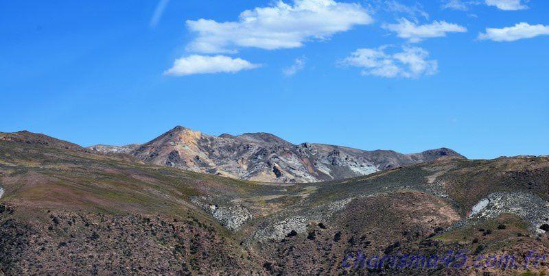 Ruta 5 Potosi-Uyuni (Bolivie en camping-car)