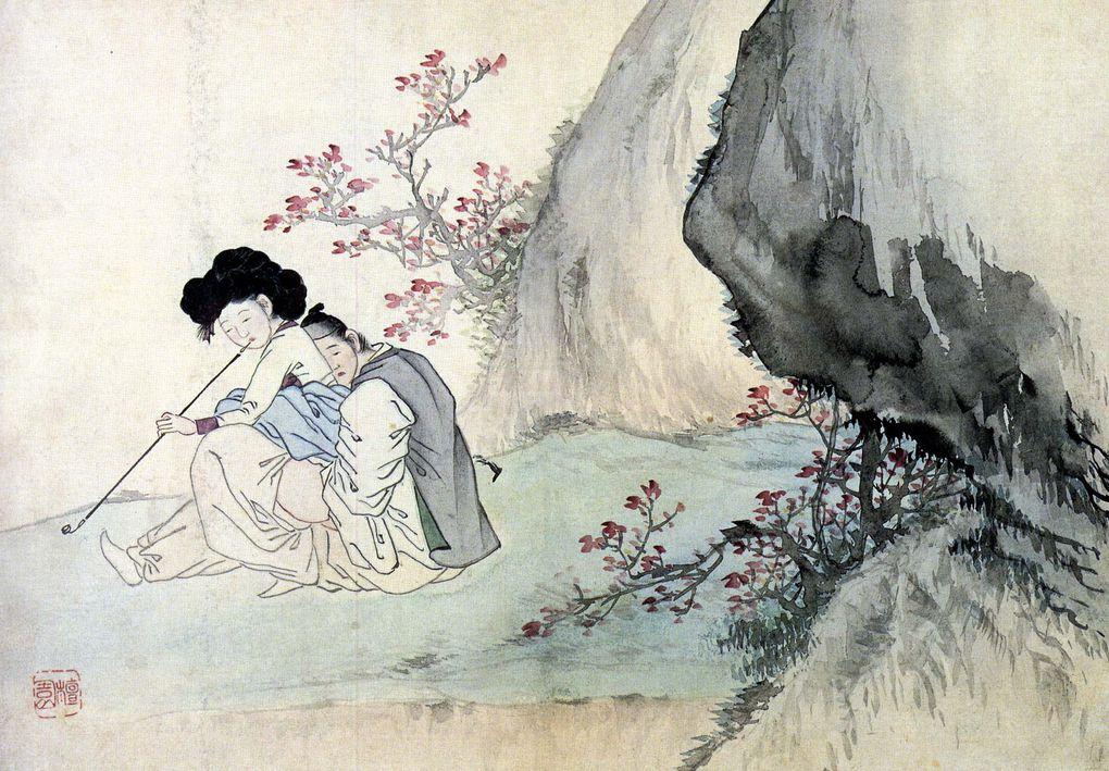 d'autres peintures de Danwon