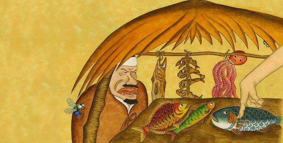Quelques une des illustrations, de Marcela Dvorakova