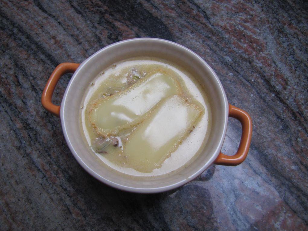 Cassolette d'escargots aux senteurs herviennes