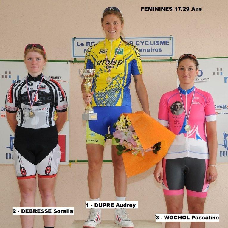 Résultats du Championnat Régional UFOLEP Picardie de BOUQUEMAISON - 01/06/14