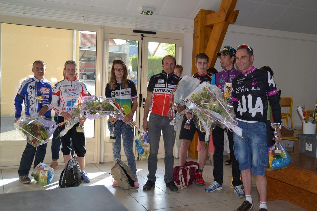 Photo de Maryline TOURIGNY (Vainqueurs) et Mathieu MORICE. D'autres photos dans la partie 'Photos / Vidéos' de ce billet