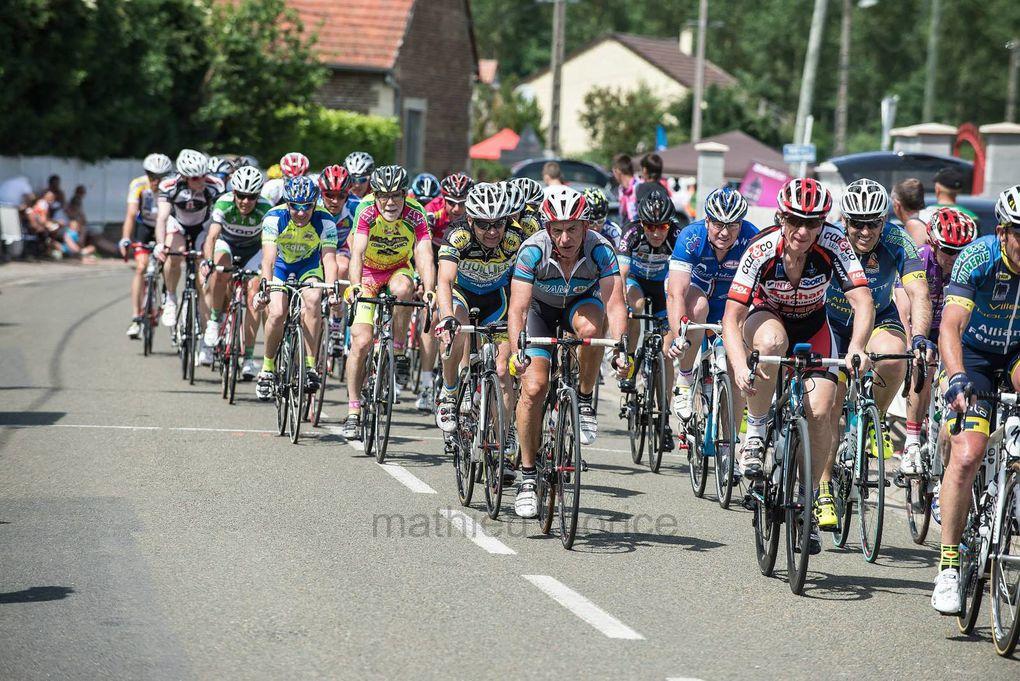 Résultats du Championnat Régional Cyclosport de SERVAIS du 14/06/15