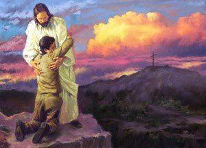 Qu'en ce Temps de la Semaine Sainte, Jésus nous aide à laisser venir en nous ce qu'Il veut nous offrir.
