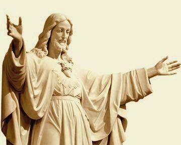 Vendredi 23 juin 2017 - Solennité du Sacré-Coeur de Jésus
