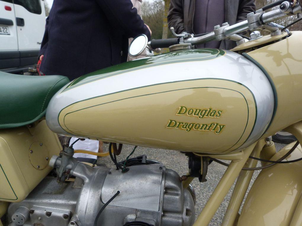 Douglas Dragonfly de 1954 à 1957