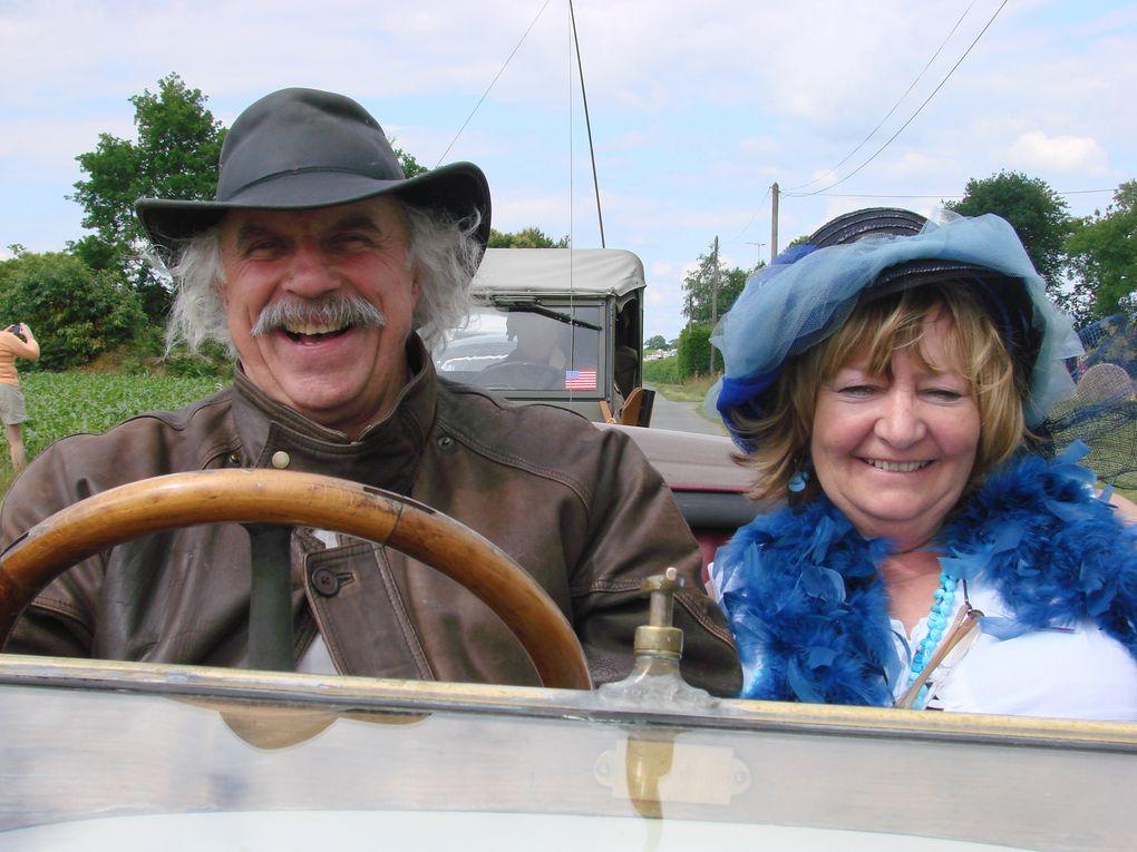 René & Evelyne Alba:Tour de Bretagne, Décrassage, Ronde d'Automne, 40 ans de la FFVE en 2007