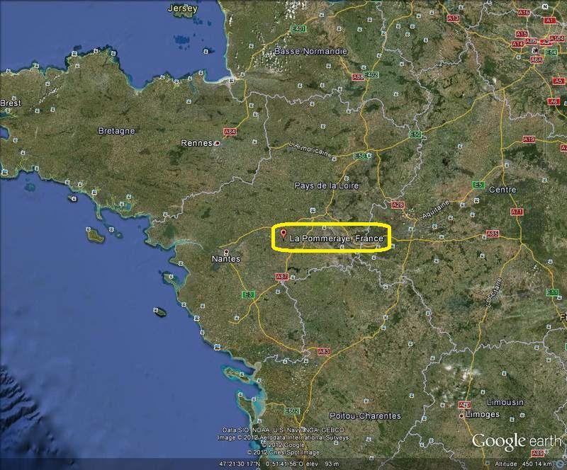 Course de Cote à La Pommeraye: reportage