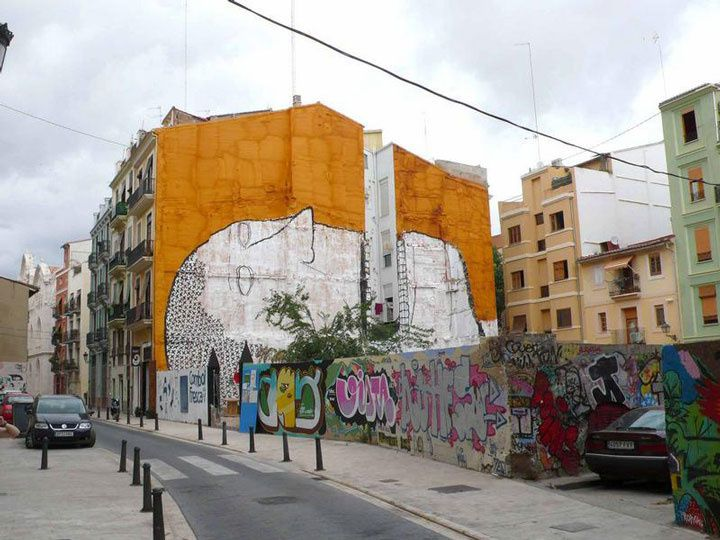 Du street-art engagé...