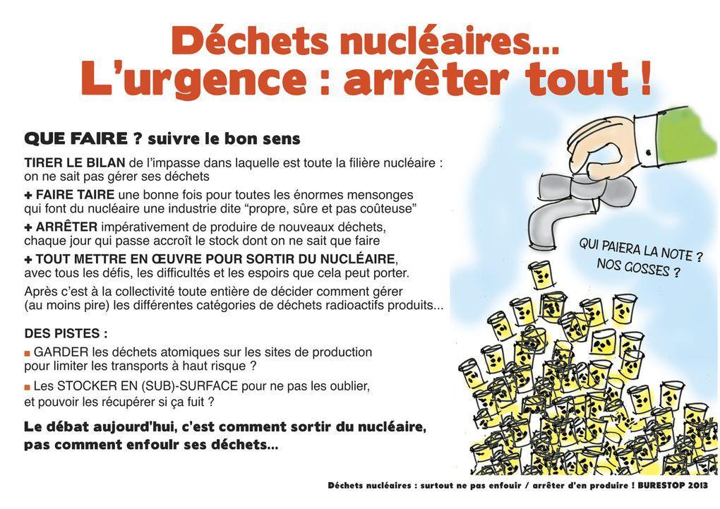 La Meuse,un cimetière au Nord,un dépotoire radioactif au Sud, ça donne envie de visiter