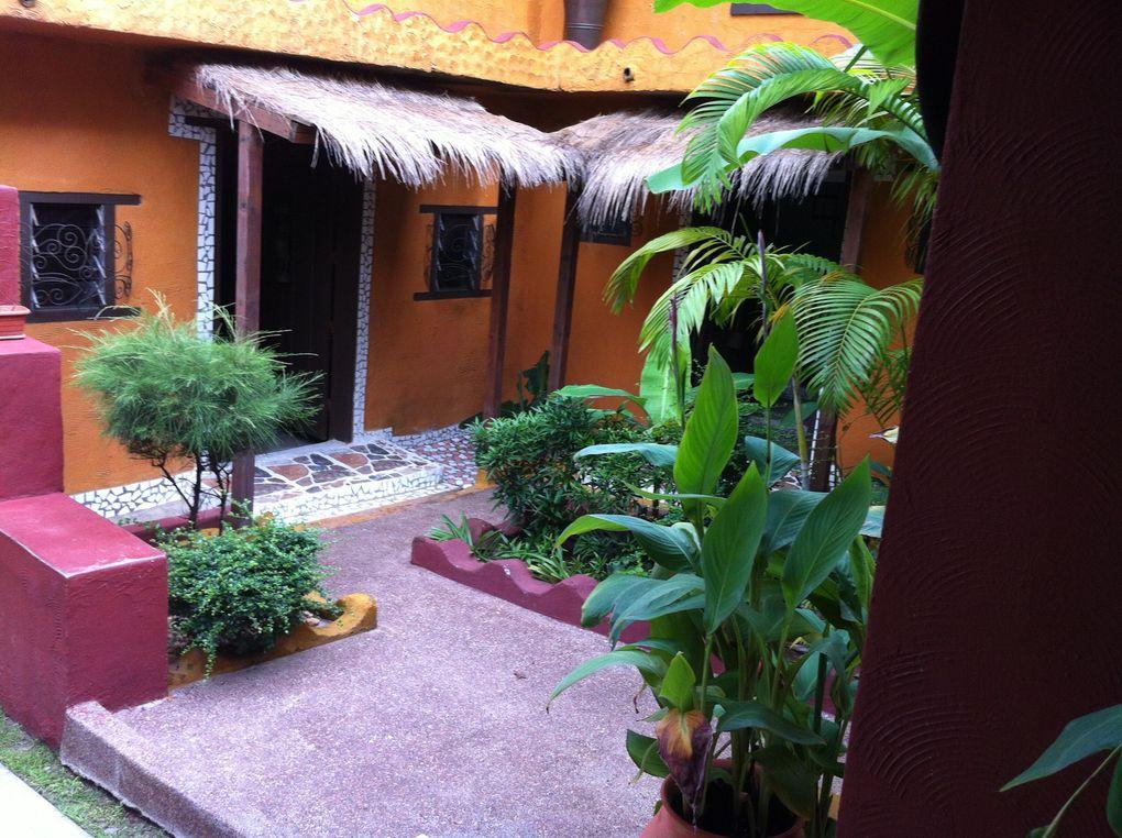 Dans une résidence meublée, au plein cœur de la Riviera Attoban découvrez des studios et des appartements de 2 ou 3 pièces. Tous aménagés différemment avec un style africain bien maîtrisé. Vous aurez tout le confort d'une résidence à votre disposition. Tous les appartements bénéficient d'une connexion internet Wifi. Location: 20 000 Fr - 30 Euros à 50 000 Fr - 75 Euros par jour. Tél: 00 225 22 49 47 95 - 00 225 49 29 87 89.