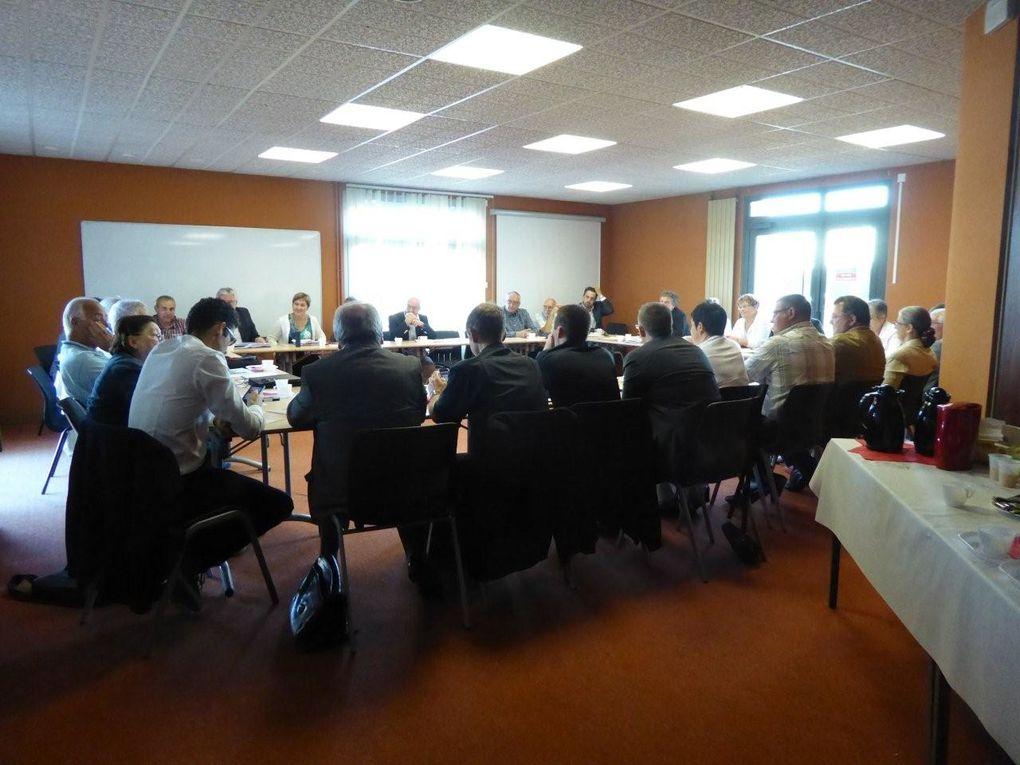 Petit déjeuner &quot&#x3B;économie&quot&#x3B; restitution des travaux du CDTSV sur la Maison de l'économie