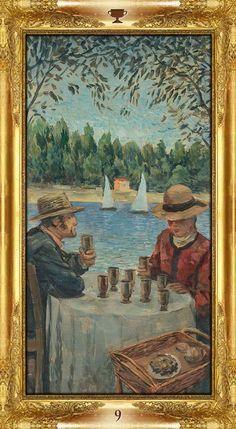 Le tarot impressioniste
