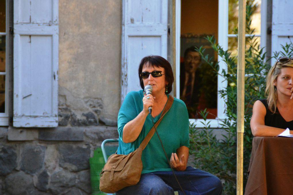 lancement HF Auvergne, Festival international de Théâtre de rue d'Aurillac 2013 / photos Marie Ladvie