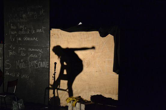 Improvisations projet Alcool / octobre 2013 au Théâtre d'Aurillac Photos Nicolas Groslier Marie Ladvie