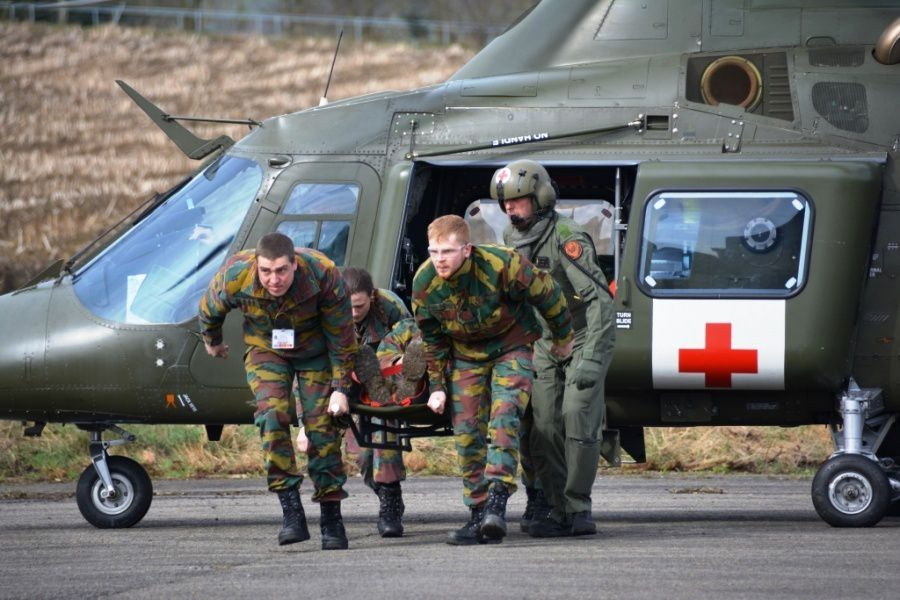 Exercice Bataillon « Burly Piranha »