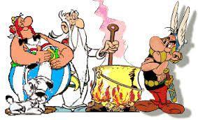 La potion magique du guerrier : l'huile de camphre !