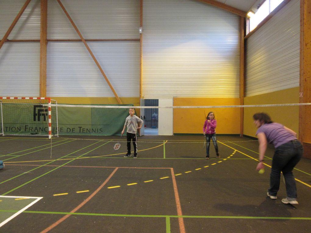 Badminton 7 avril 2017