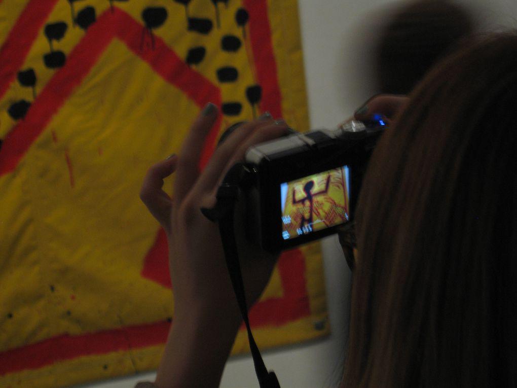 Expo Keith Haring au musée d'art moderne à Paris