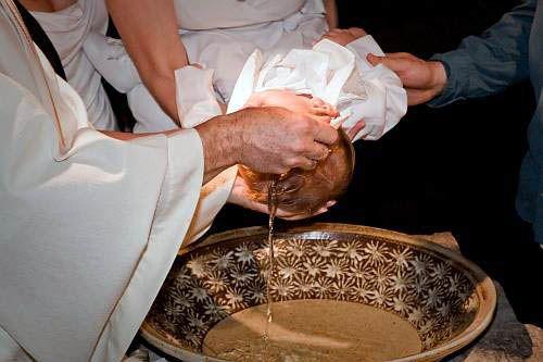 1.6 Baptême (à tous les âges)