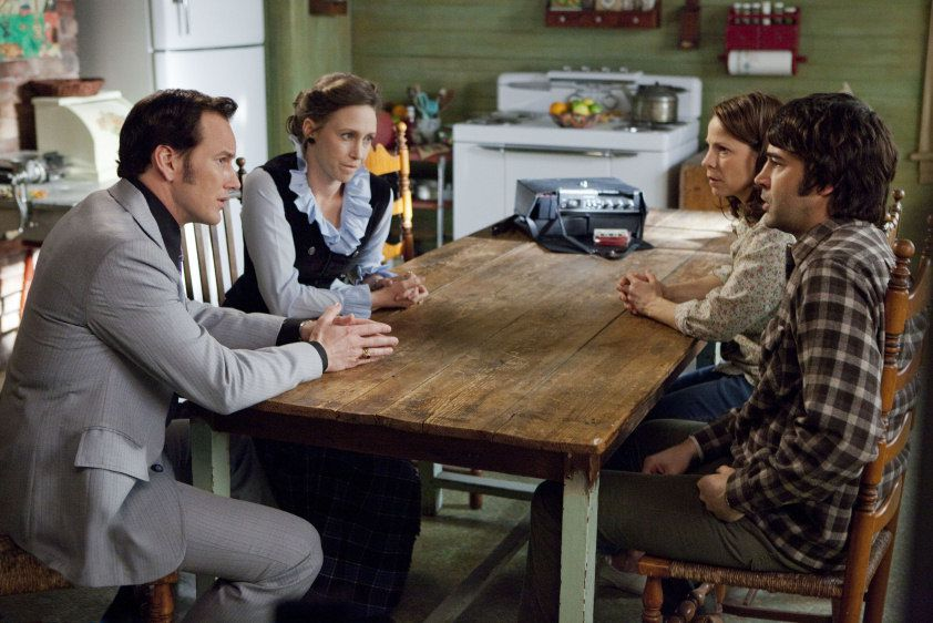 Conjuring : Les dossiers Warren (The Conjuring) - (Bande annonce) [VF] 2013