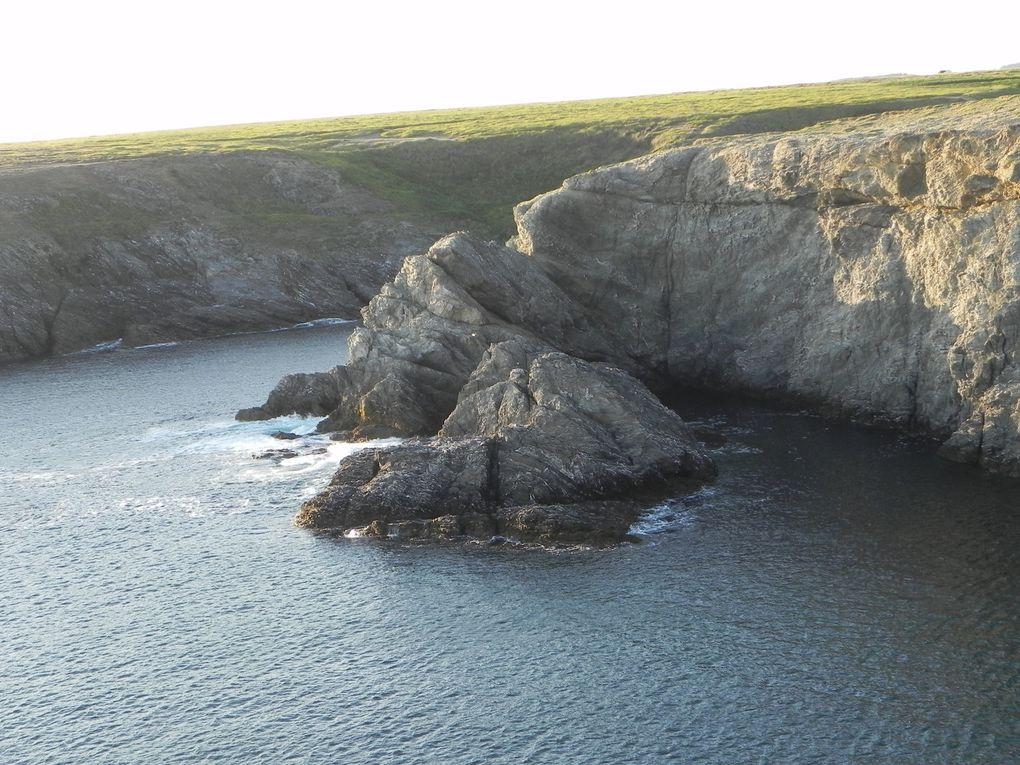 Belle île, l'île aux sages.
