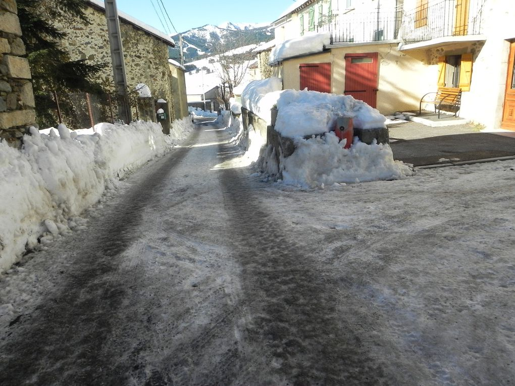 Nos rues patinoires...