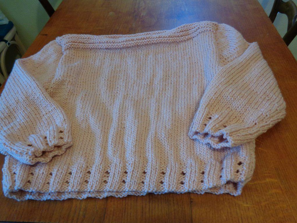 les tricots de Marylou