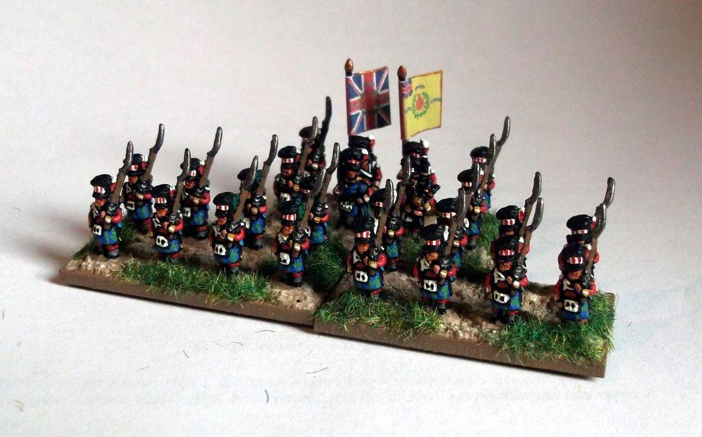 Les figurines sont des Magister Militum 10mm ....