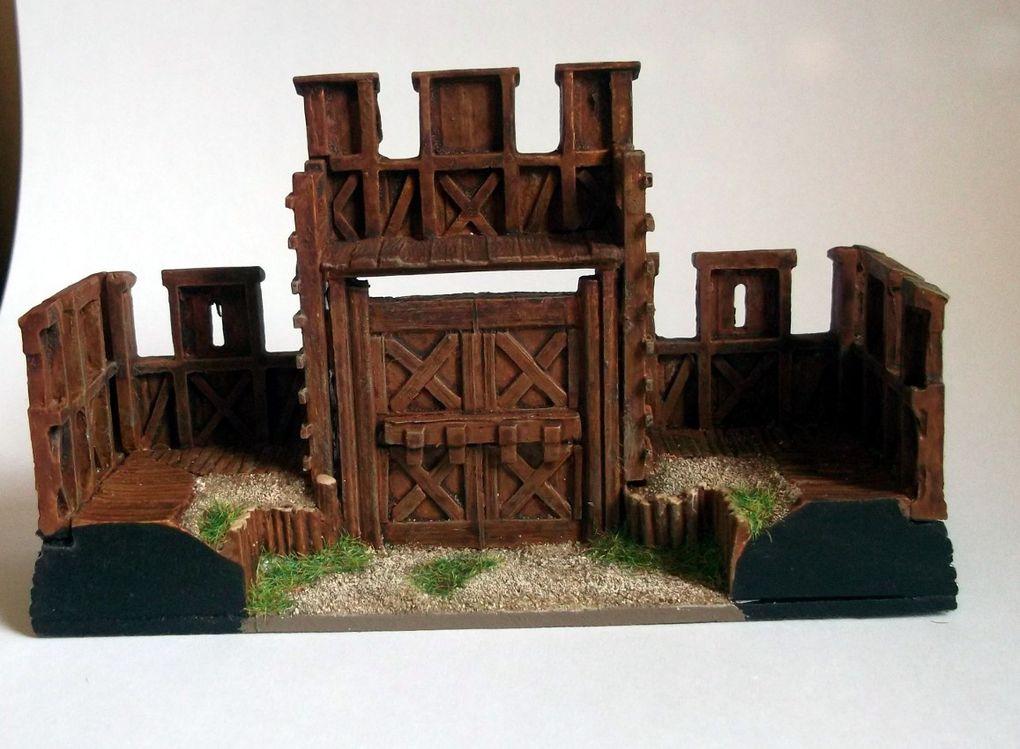 Le camp de l'armée &quot&#x3B;Romains Bas Empire&quot&#x3B; pour AdG.