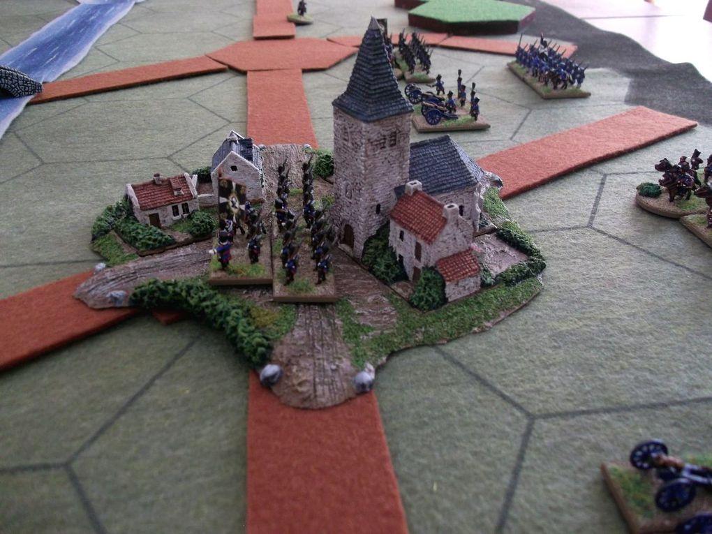 18 et 19 juin 1815 / 19 juin 2015 : La bataille de Wavre.