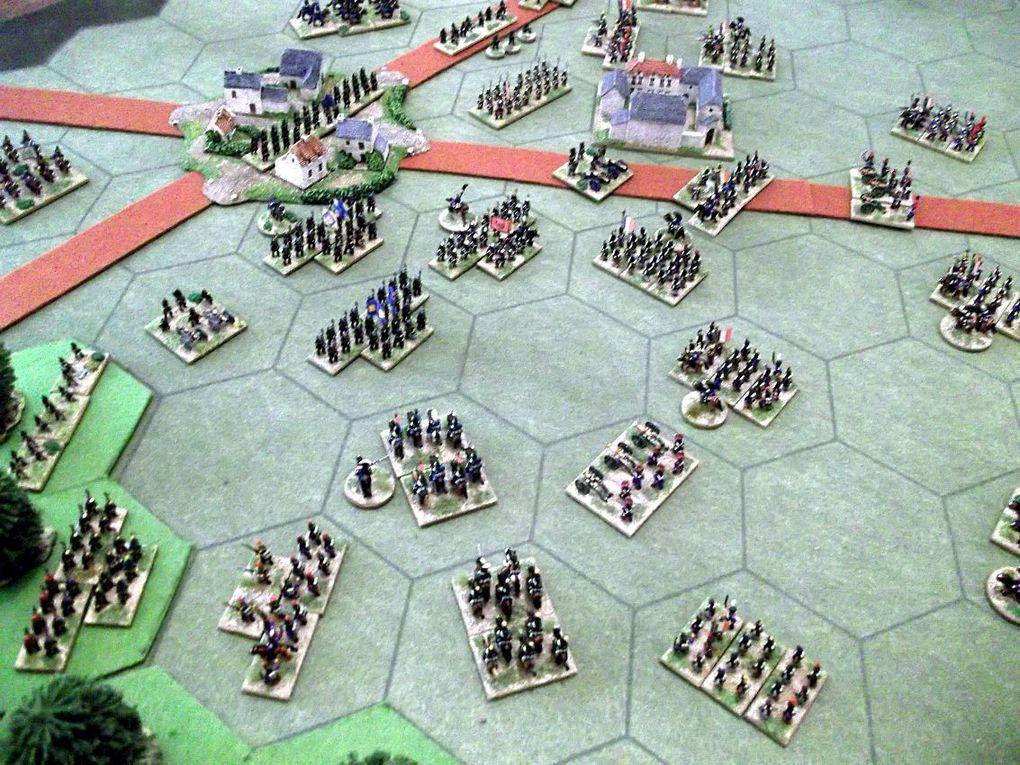 16 juin 1815 / 17 juin 2015 : La bataille des Quatre Bras.