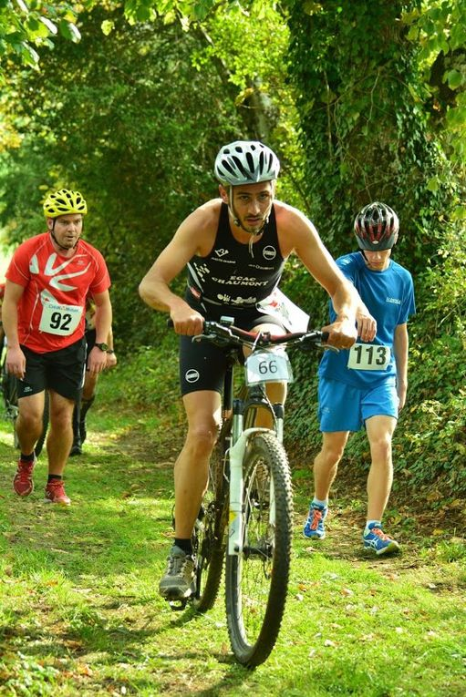 BIKE AND RUN VALDELANCOURT 2015
