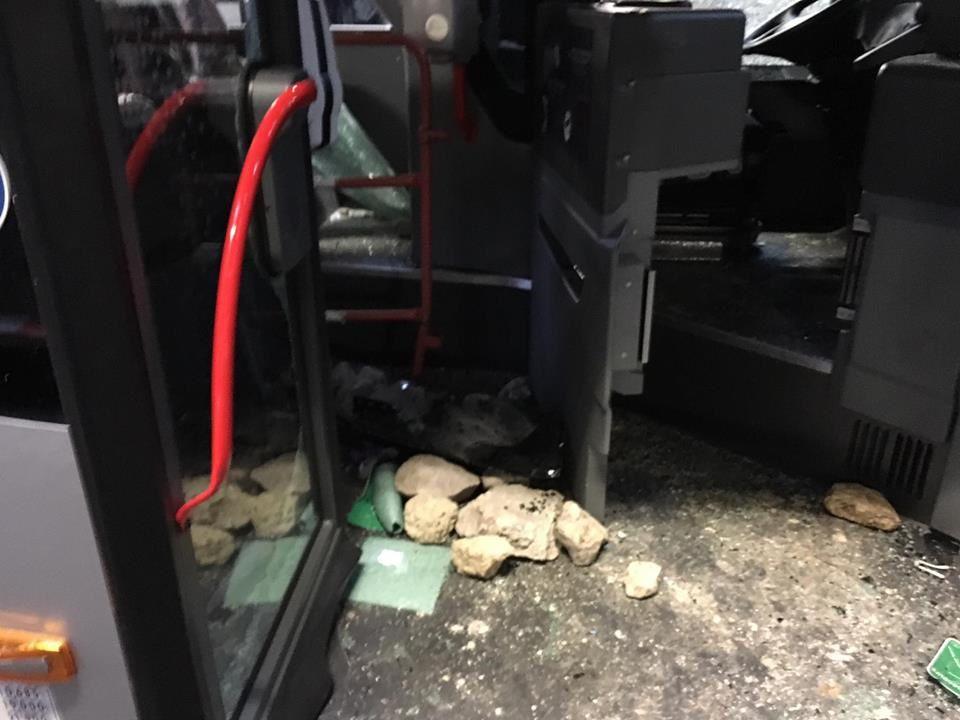 Melun : un chauffeur blessé après de violents jets de pierres sur un bus