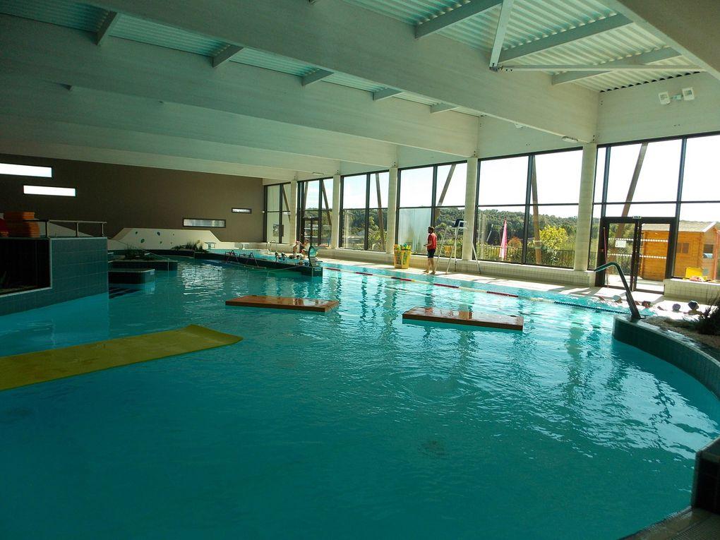 Notre 2ème séance à la piscine
