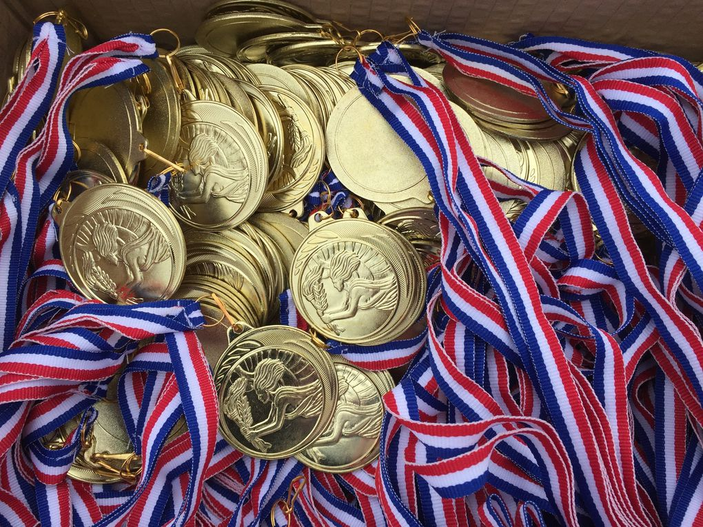 Les remises de récompenses
