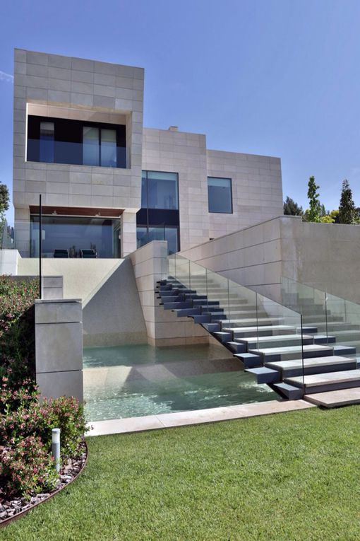 Madrid Memory House by A-cero