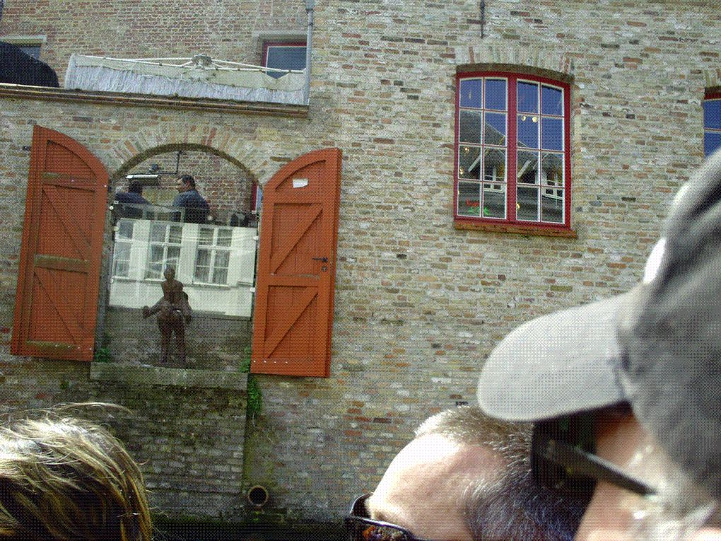 DIAPORAMA 06 PHOTOS - Donc une chose à faire à Bruges LA VISITE