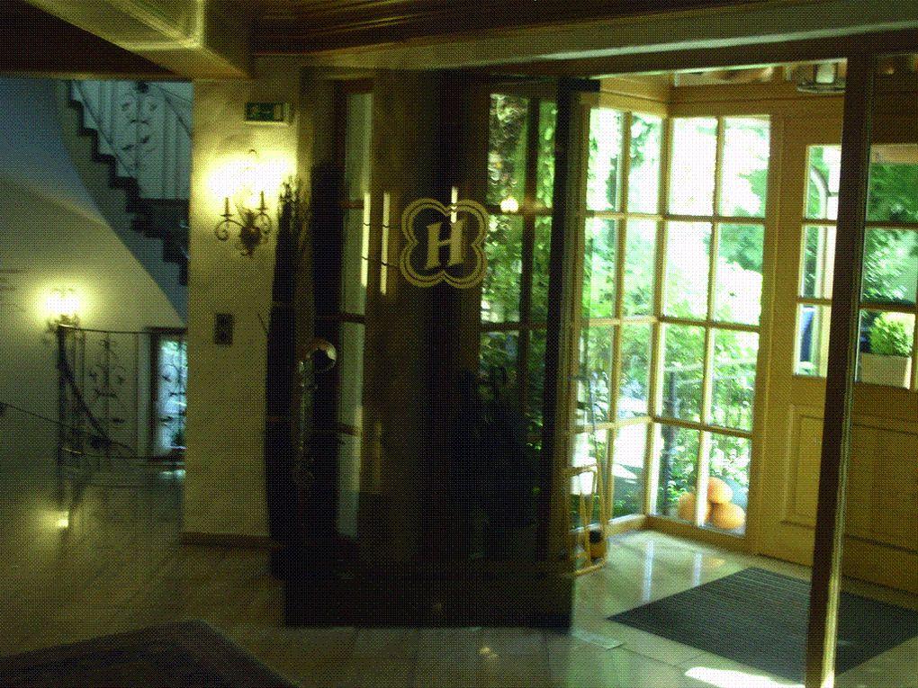 DIAPORAMA 11 PHOTOS DE L'HOTEL - MAGNIFIQUE SALON