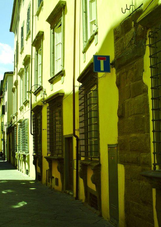 DIAPORAMA 32 PHOTOS - UNE VISITE DE LUCQUES EN PHOTO