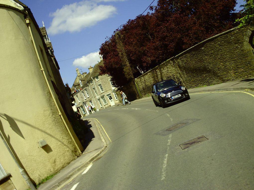 DIAPORAMA 32 PHOTOS - LA CAMPAGNE ANGLAISE