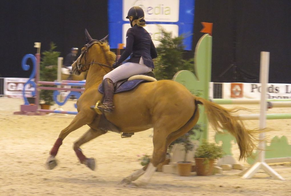 LE JUMPING NATIONAL A DREUX.