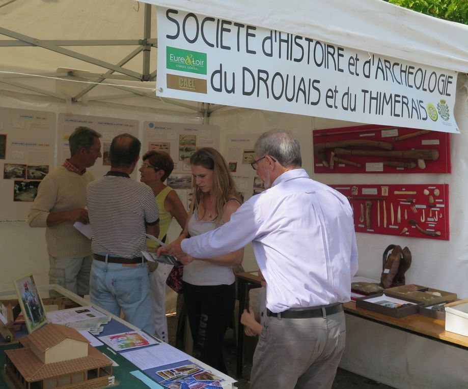 JOURNÉE DES ASSOCIATIONS DROUAISES 2016.