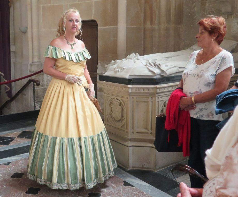 200°ANNIVERSAIRE DE LA CHAPELLE ROYALE- Visite costumée de la chapelle royale de Dreux
