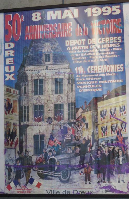 LES  500 ANS DU BEFFROI DE DREUX - Archives et collections de l'Odyssée Médiathèque de Dreux.