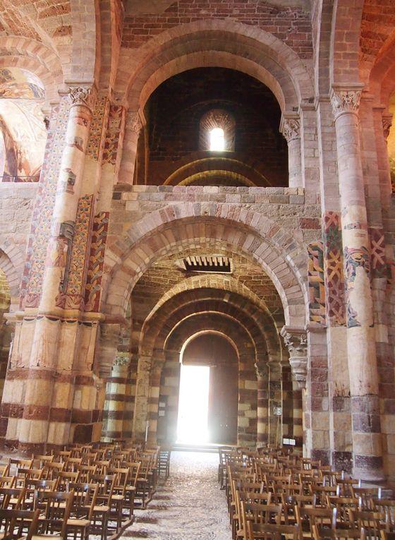 La basilique de Brioude