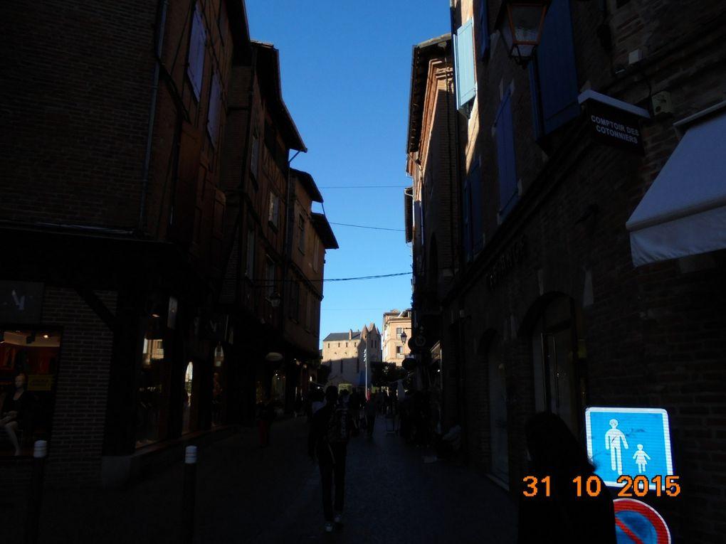 Albi la cathédrale et la ville ancienne classés au patrimoine mondial de l'UNESCO