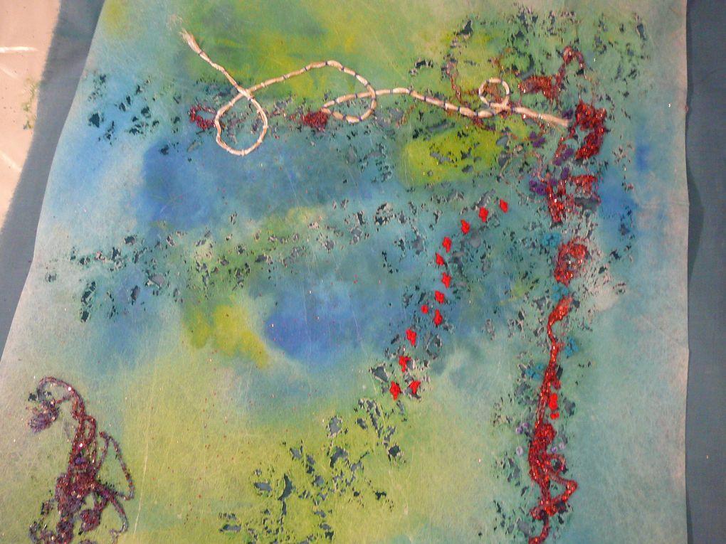 Atelier : art textile